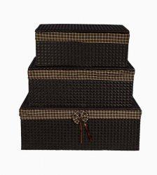 جعبه ارگانایزر شایگان مدل رونیز مجموعه 3 عددی