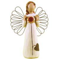 مجسمه ویلوتری مدل فرشته تابستان کد 9/1