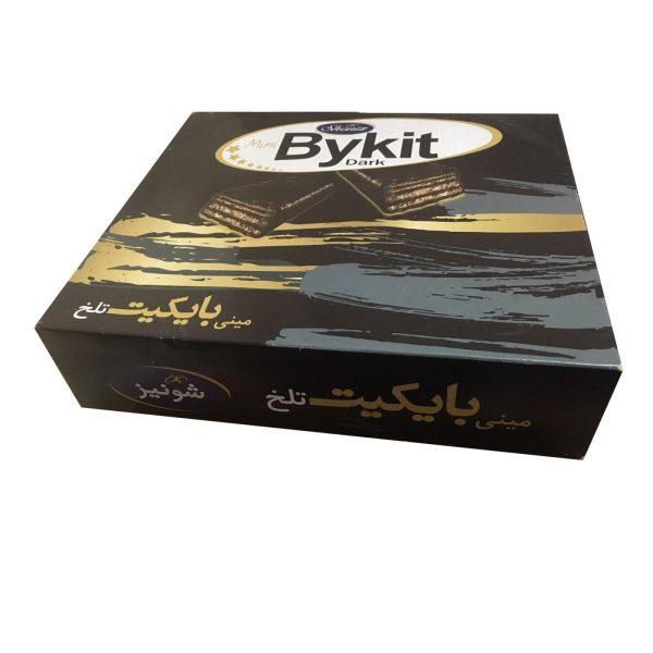 ویفر شکلاتی مینی بایکیت تلخ شونیز - 500 گرم