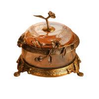 شکلات خوری برنزی مدل گلارادین کد ۳۷۱۳۱