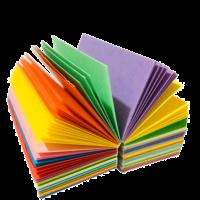 دفتر و کاغذ